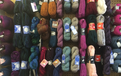 Yarn: Size 4 Medium