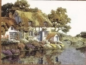 Affinity Arts AA-02 Riverbank Cottage