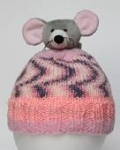 DMC Top This Yarn Mouse Hat (Glow in the Dark)